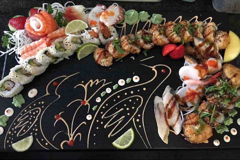 nushu sushi würzburg speisekarte